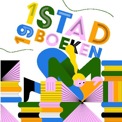 1S19B: 1 Stad, 19 Boeken
