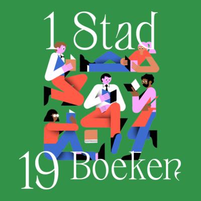 1 Stad, 19 Boeken